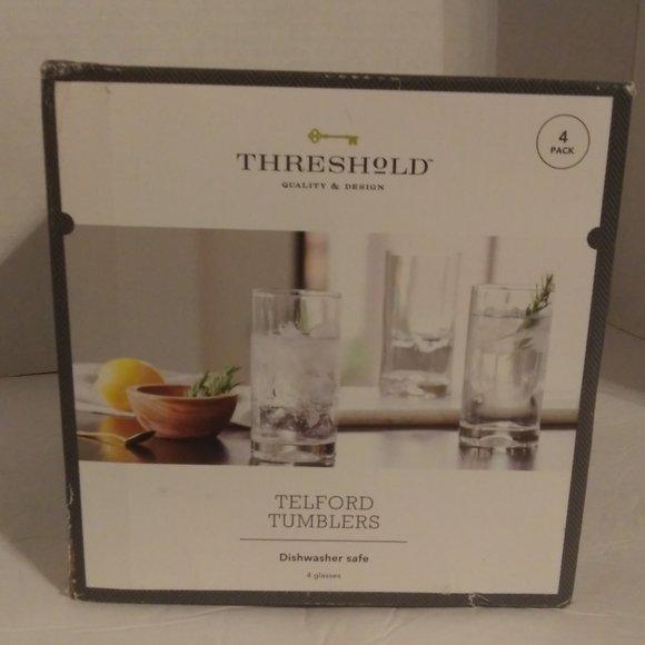 """Threshold/â/""""/¢ Telford Tumbler Set of 4 Large"""